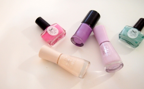 perfect nail shades for spring